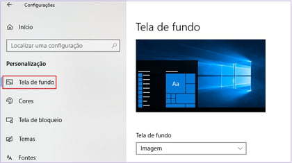 Como Alterar o Plano de Fundo no Windows 10: 4 Passos